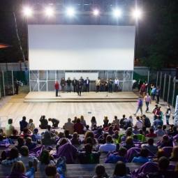 Летний кинотеатр в парке «Сокольники» 2021