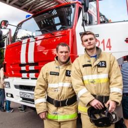 День пожарной охраны 2018