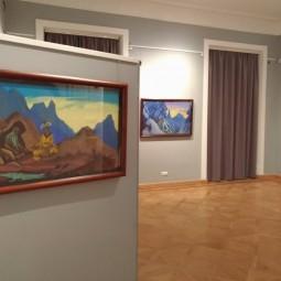Выставка «Николай Рерих. Святыни и твердыни»