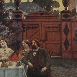 Выставка «Чаепитие в Мещанской слободе»