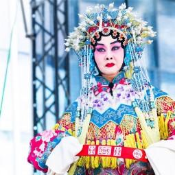 Китайский Новый год на ВДНХ 2020