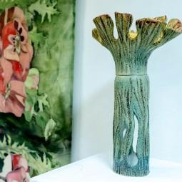 Выставка «Диалог с глиной»
