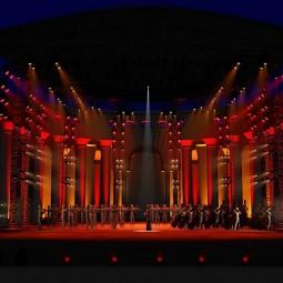 Фестиваль музыки и света на ВДНХ 2016