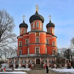 Выставка «Донской монастырь. Фрагменты истории»