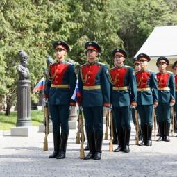 День Преображенского полка в Музее военной формы одежды 2018