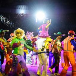 Цирковая программа «Царевна-Несмеяна» 2018