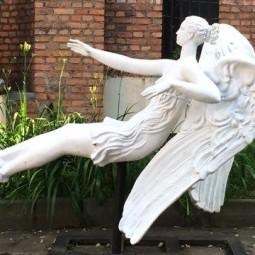 Выставка «Античные мотивы в современной скульптуре»