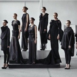Выставка «Дневники моды: от замысла к воплощению»