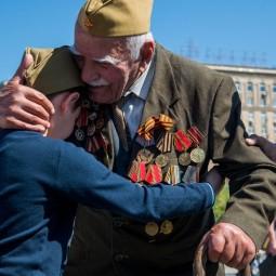 День Победы в Москве 2019