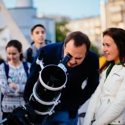 Акция «100 часов астрономии» 2016