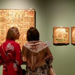 Выставка «Библия Пискатора – настольная книга русских иконописцев»