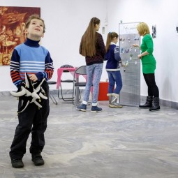 Акция «Ночь музеев» в Выставочных залах Москвы 2021