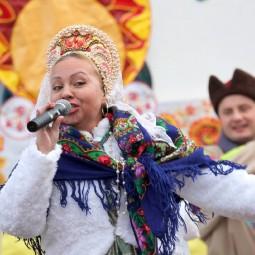 Праздник «Новый Год в русском стиле» 2017