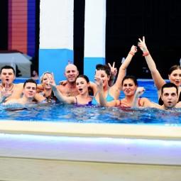 Чемпионат России по коллективному парению 2021