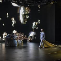 Шоу «Сны спящей красавицы» 2019