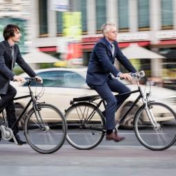 Акция «На работу на велосипеде» 2021
