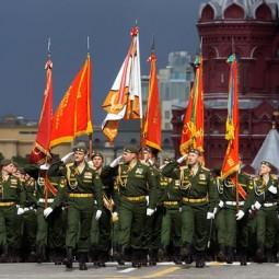 Парад Победы 2015 в Москве