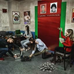 Квест в реальности «Шпионская история: Побег из посольства»