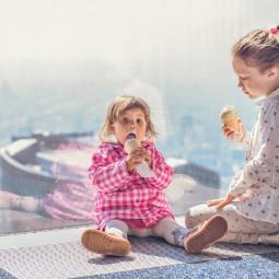 День защиты детей на Смотровой площадке PANORAMA360 2020