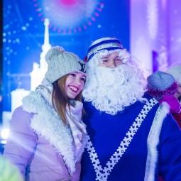 Фестиваль Дедов Морозов на ВДНХ 2019