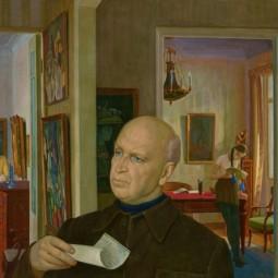 Выставка «Дмитрий Жилинский. Ближний круг»