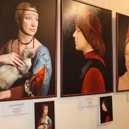 Выставка «Лучшие работы Екатерины Рождественской»