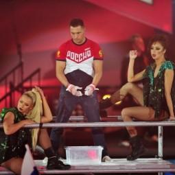Шоу Алексея Немова «Легенды спорта. Восхождение» 2017