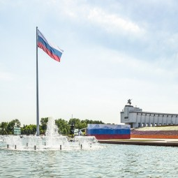 День Государственного флага Российской Федерации в Москве 2021