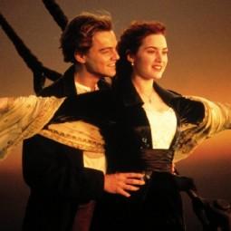 Показ фильма «Титаник»
