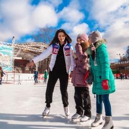 День зимних видов спорта в парке «Сокольники» 2018