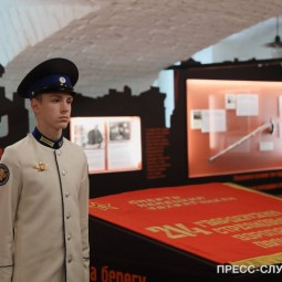Мультимедийная выставка «#МыСталинград»