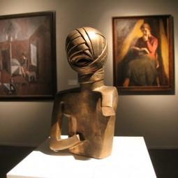 Выставка «Непарадный портрет. Искусство XX века»