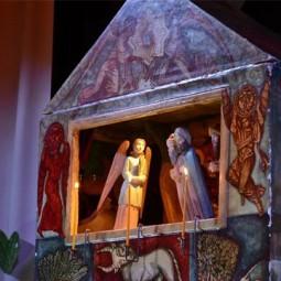 Выставка «Новогодняя театральная сказка»
