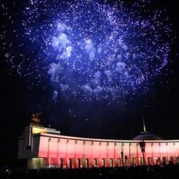 Салюты в честь освобожденных городов Европы 2020