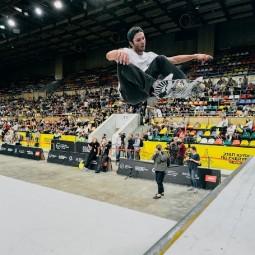Международный турнир по скейтбордингу «Moscow Skateboarding Open 2019»