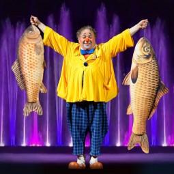 Шоу «Цирк моего детства»