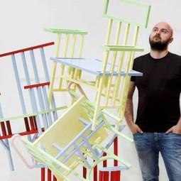 Выставка «Придумали и сделали! Егор Бондаренко и Polli»