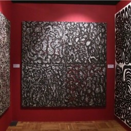 Выставка «Новый футуризм художницы Хван Ын Сон»