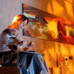 Акция «Ночь музеев» в Выставочных залах Москвы 2020