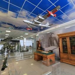 Выставка «От самолетов до межпланетных станций»