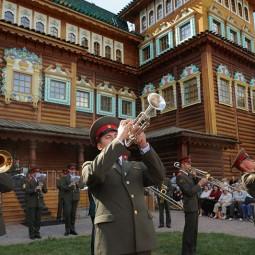 Фестиваль духовой музыки «Лето в Коломенском» 2017
