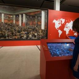 Выставка «Строители нового мира. Коминтерн. 1918-1924»