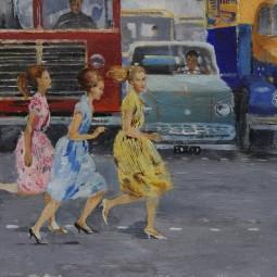 Выставка «Юрий Пименов»