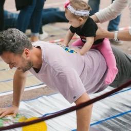 Семейный фестиваль «Папин день» 2017