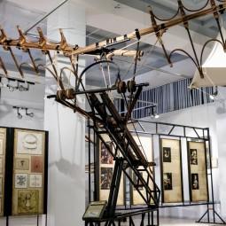 Выставка «Леонардо да Винчи. Художник. Инженер. Ученый. Гений»