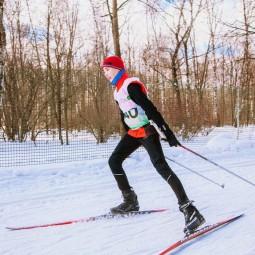 Лыжная трасса в парке «Сокольники» 2019/2020