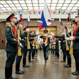 День сухопутных войск в Музее Победы 2020