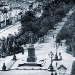 Выставка «Москва XIX и XXI веков»