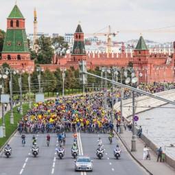 XI Московский Велопарад 2016
