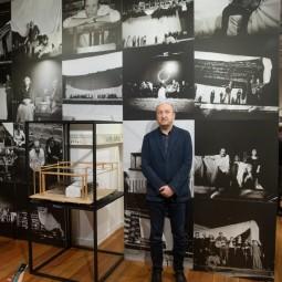 Выставка «Давид Боровский – Владимир Высоцкий»